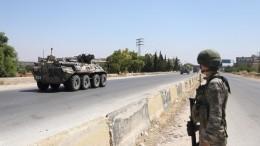 Пять россиян были вчисле террористов, задержанных турецкими военными