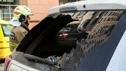 Видео: Взрыв прогремел вподземном переходе вЧелябинске