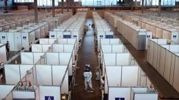 ВПетербурге зафиксировали снижение количества госпитализаций сCOVID-19