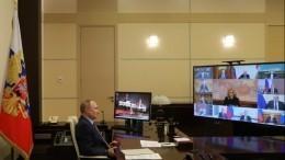Владимир Путин заявил, что производство вакцин идет сопережением графика