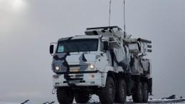 США выкрали российский ЗРК «Панцирь» вЛивии