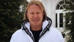 «Вхоккей играют настоящие мужчины!»— Виктор Дробыш покалечился натренировке