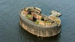 Форт «Александр I» вКронштадте после реконструкции получит вторую жизнь