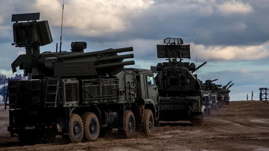 ВПентагоне ушли отответа озахвате российского ЗРПК «Панцирь» вЛивии