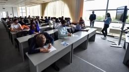 Российские студенты могут вернуться кочному обучению с7февраля