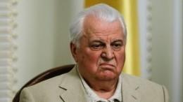 Экс-президент Украины заявил оневозможности договориться сРоссией поДонбассу