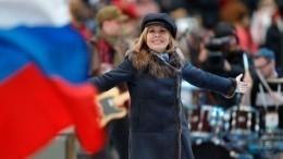 «Гордиться нужно, как орденом!»— Кормухина овнесении в«черный список» Украины