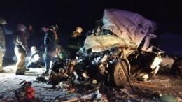 Число погибших ваварии савтобусом под Самарой возросло додесяти человек