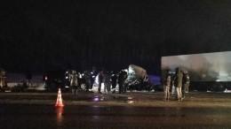 Число погибших вДТП смикроавтобусом под Самарой возросло до11 человек