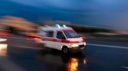 Житель Подмосковья облил жену бензином иподжег, затем раздался хлопок