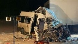 Список погибших вДТП смикроавтобусом под Самарой