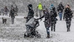 «Нервный климат»: синоптики объяснили частые погодные аномалии вРоссии