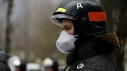 Девушка пострадала при взрыве газового баллона вМоскве