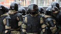 «Суперсила» непоможет: дебошира вкостюме Бэтмена задержал ОМОН вМоскве