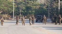 Устроившие военный переворот вМьянме назначили временного президента