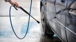 Что будет, если помыть автомобиль в40-градусный мороз? —видео