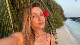 Леся Никитюк ищет общих родственников сКим Кардашьян