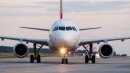 Пассажирский самолет обстреляли при посадке вТюмени