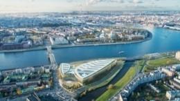 Путин поручил создать археологический музей наОхтинском Мысе вПетербурге