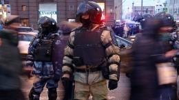Суд Москвы арестовал дебошира, бросившего файер всиловиков нанезаконной акции