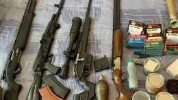 ФСБ пресекла деятельность 28 подпольных оружейных мастерских вРоссии