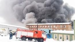 Пропавшие вовремя возгорания наскладе вКрасноярске пожарные погибли