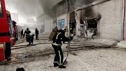 Опубликована запись последних переговоров пожарных, погибших вКрасноярске