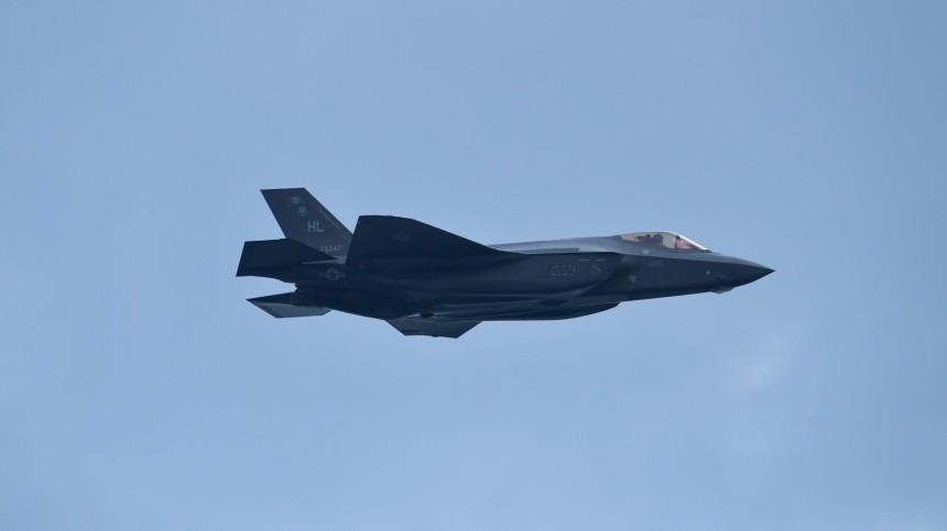 ВСША рассказали о«победе» F-35 над российской системой ПВО