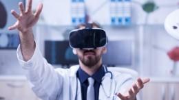 Операцию сиспользованием очков дополненной реальности провели вПетербурге