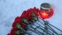 День траура попогибшим при пожаре наскладе объявили вКрасноярске