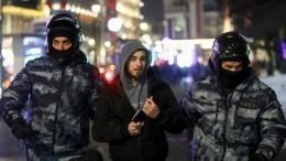 ВМИД РФанонсировали «серьезный разговор» сСША оподдержке незаконных акций