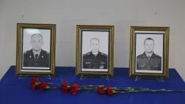 Путин посмертно наградил орденом Мужества пожарных, погибших вКрасноярске