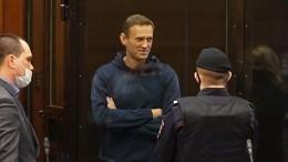 Песков назвал агрессивной риторикой требование Байдена освободить Навального