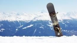 Провалившегося врасщелину сноубордиста чудом спасли наЭльбрусе