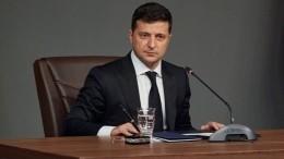 Зеленский объяснил блокировку каналов цитатой «украинского писателя» Булгакова