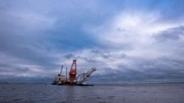 Bloomberg назвало неизбежным отказ Германии от«Северного потока— 2»