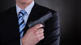 ВПетербурге бизнесмен «нанял» оперативника для убийства вместо киллера
