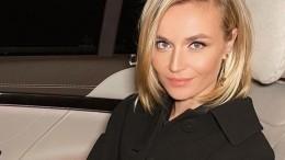 Полина Гагарина призналась, что страдает отнеобычной фобии