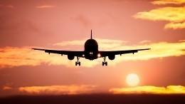 Самолет рейса «Саратов— Москва» вернулся ваэропорт