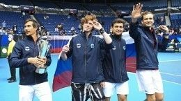 Теннисисты изРоссии досрочно завоевали кубок ATP
