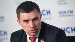 Назадержанного депутата отКПРФ Николая Бондаренко составили протокол