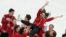 Фото недели: Победа Алины Загитовой ивозвращение студентов вМГУ