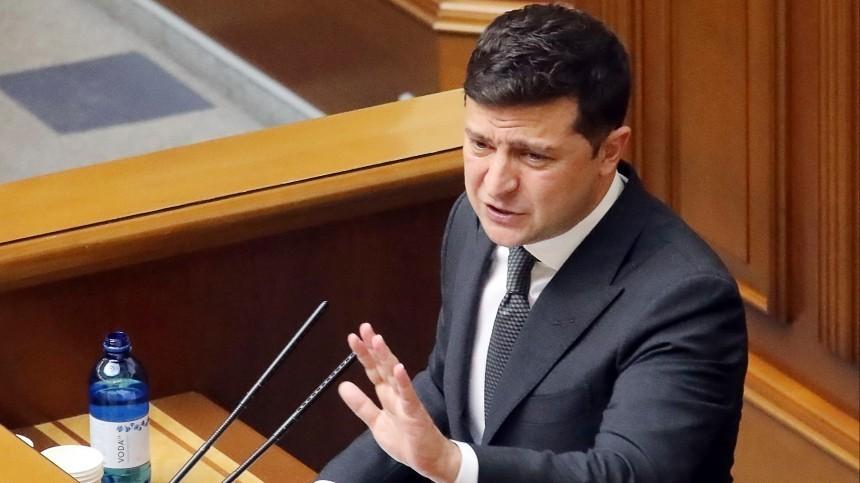 «Оправдывает бездействие»: вСовфеде оценили слова Зеленского о«Спутнике V»