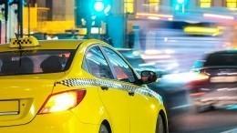 ВПетербурге будет создан стандарт этики для таксистов