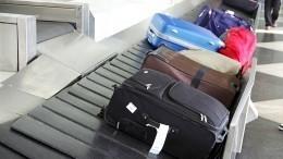 Видео: грузчик ваэропорту Кольцово побросал багаж прямо вснег