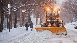 Фильм-катастрофа по-русски: аномальные холода сковали регионы России