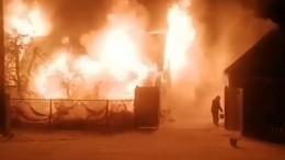 Пять человек погибли при пожаре вчастном доме вСыктывкаре