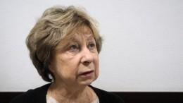 Ахеджакова отреагировала наслухи, что Ефремов мог стать худруком «Современника»