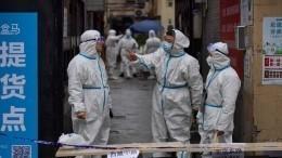 Специалисты ВОЗ назвали четыре версии передачи коронавируса человеку