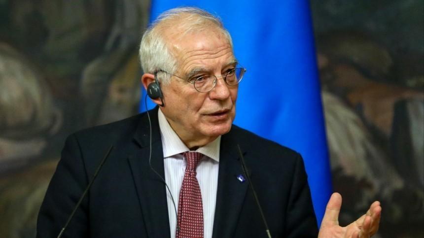 Захарова заявила осорвавшихся планах ЕСустроить России «публичную порку»